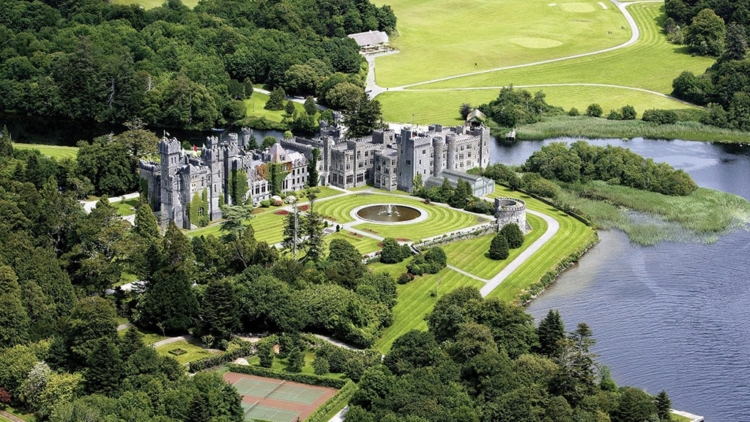 historic-wedding-venues-in-Ireland-Ashford-Castle