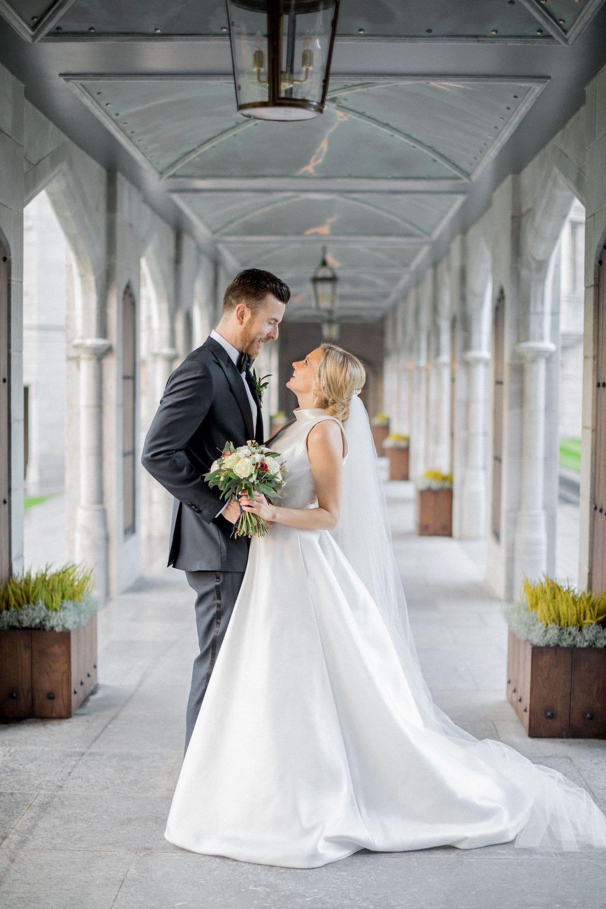 Adare Manor wedding couple shoot