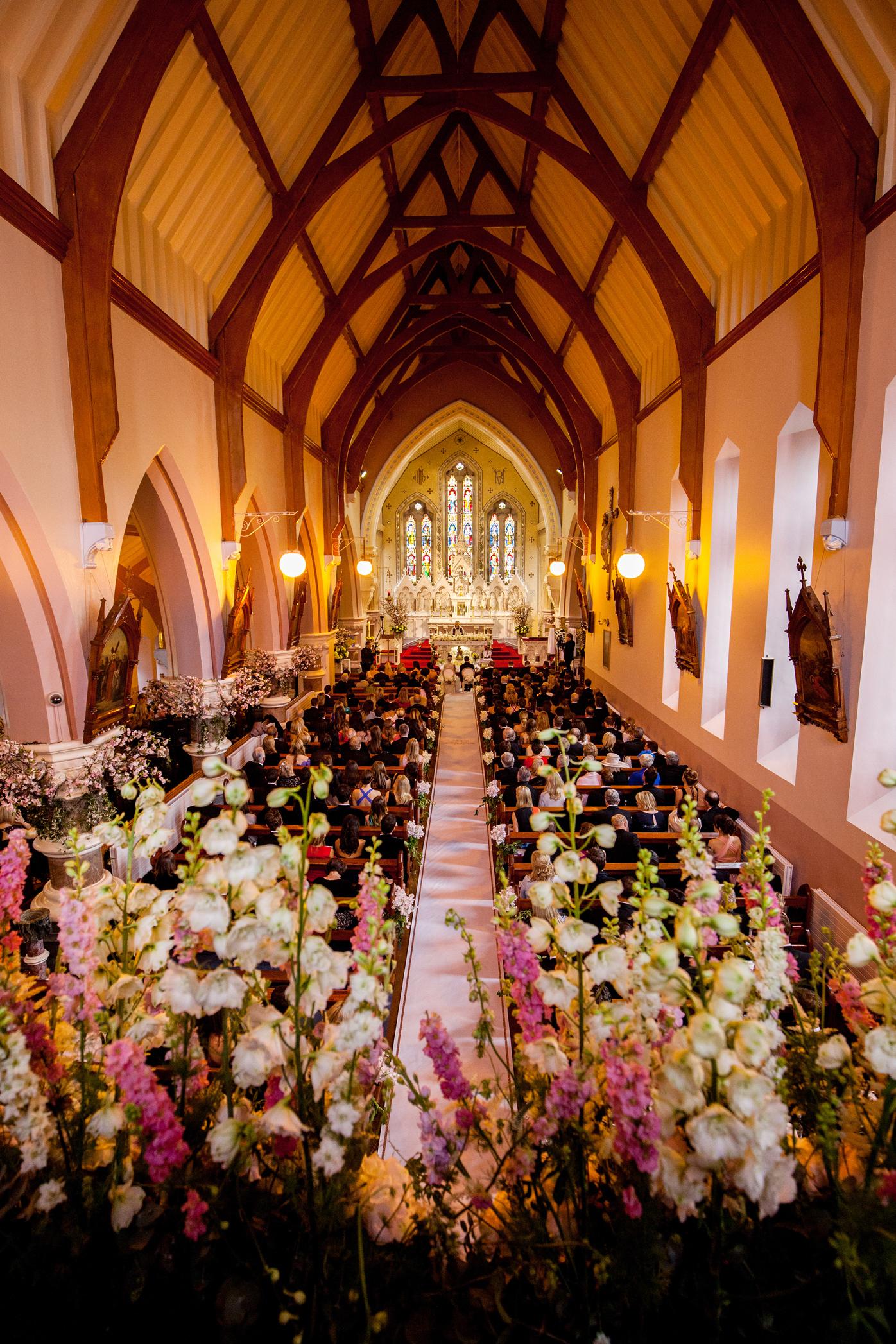 Adare Manor Wedding Venue Holy Trinity Church