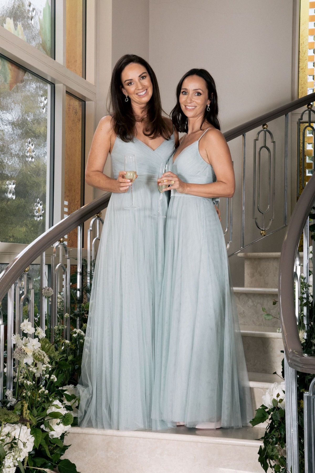 jenny yoo bridesmaid dresses pastel