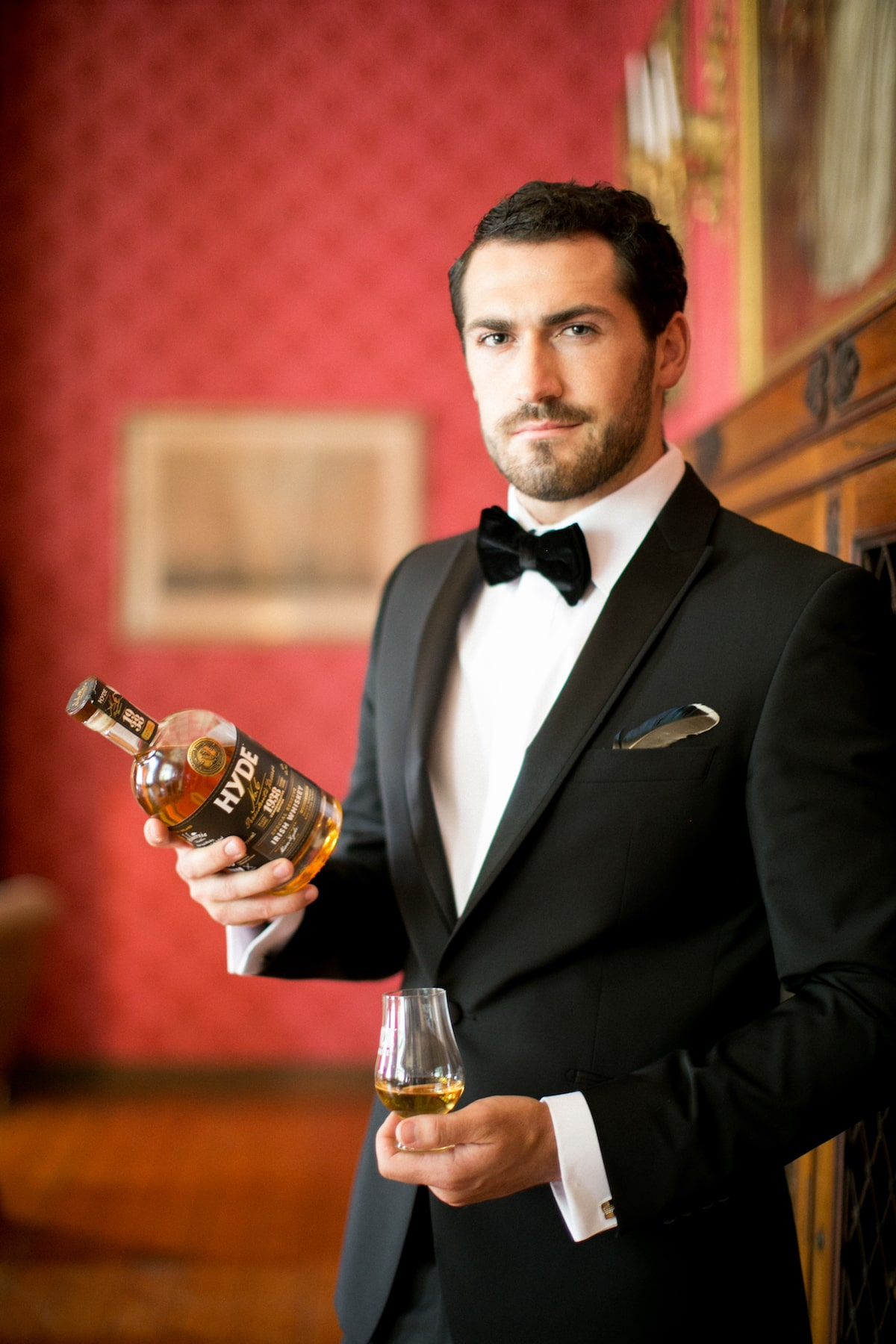Irish Drinks for a Wedding Bar