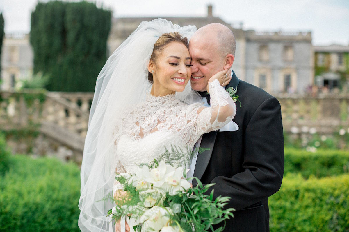 Hawaii-Meets-Ireland Gloster House Wedding | Aureana & Gerhart