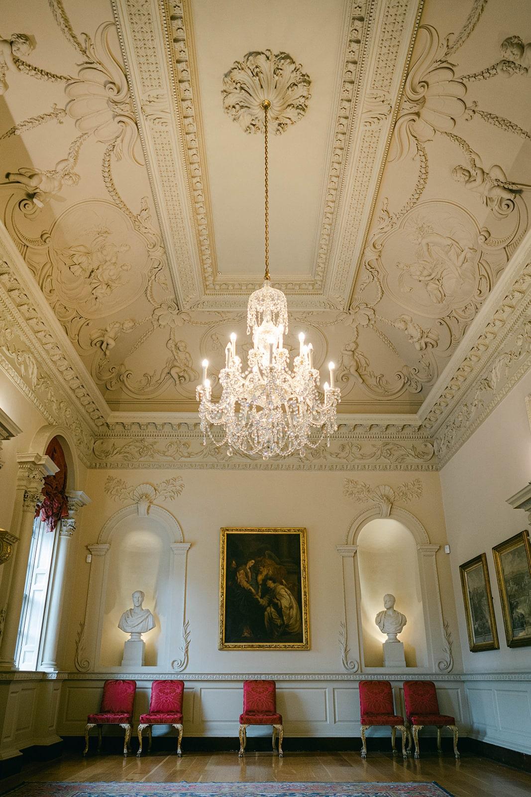 MoLi interior for wedding