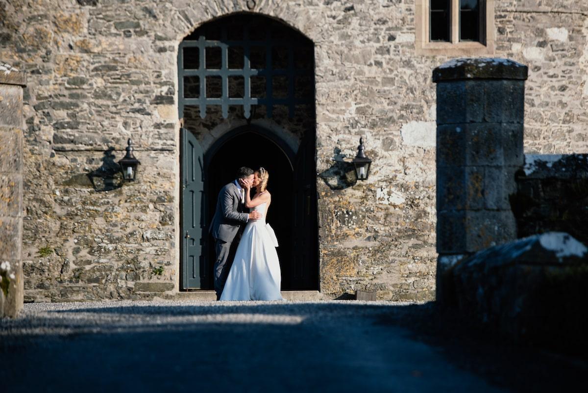 Castle Weddings in Ireland: Kilkea Castle
