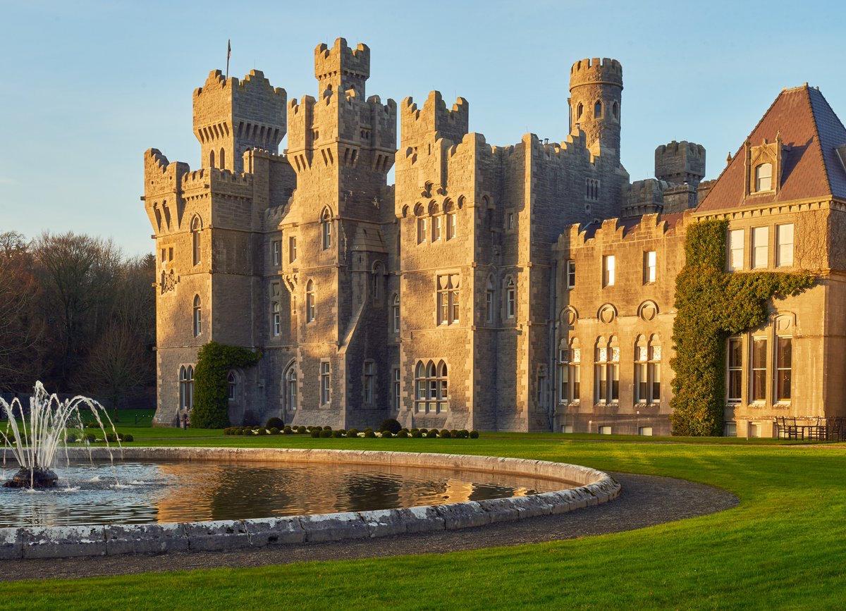 Castles in Ireland for a Wedding - Ashford Castle, Co. Mayo