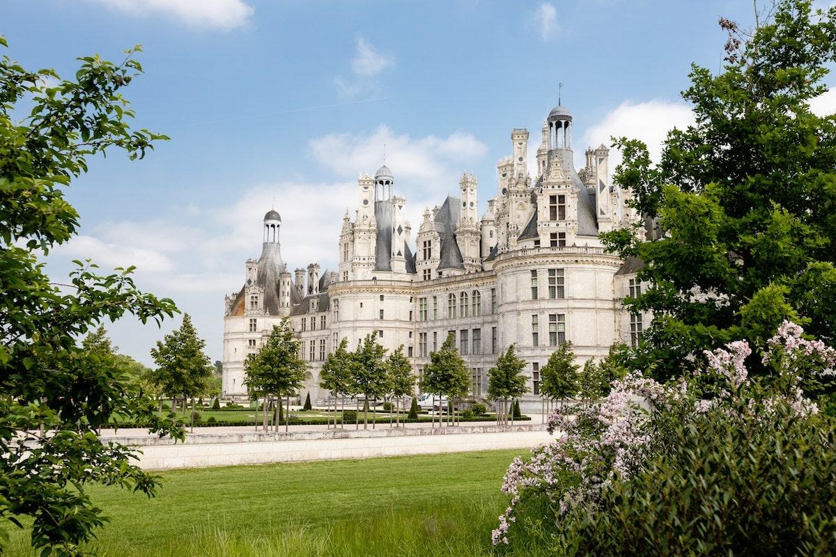 European Destination Wedding Locations Loire Valley