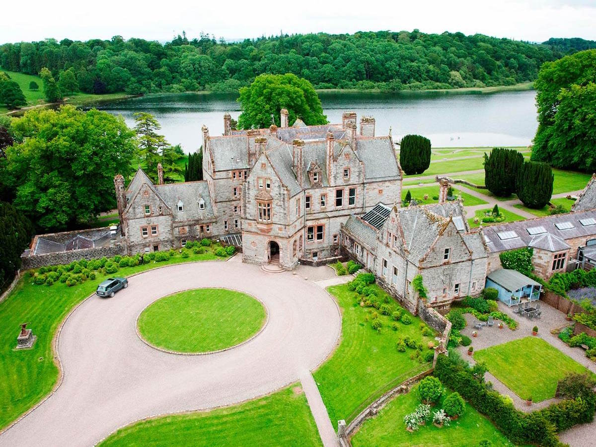 Castles in Ireland for a Wedding - Castle Leslie, Co. Monaghan