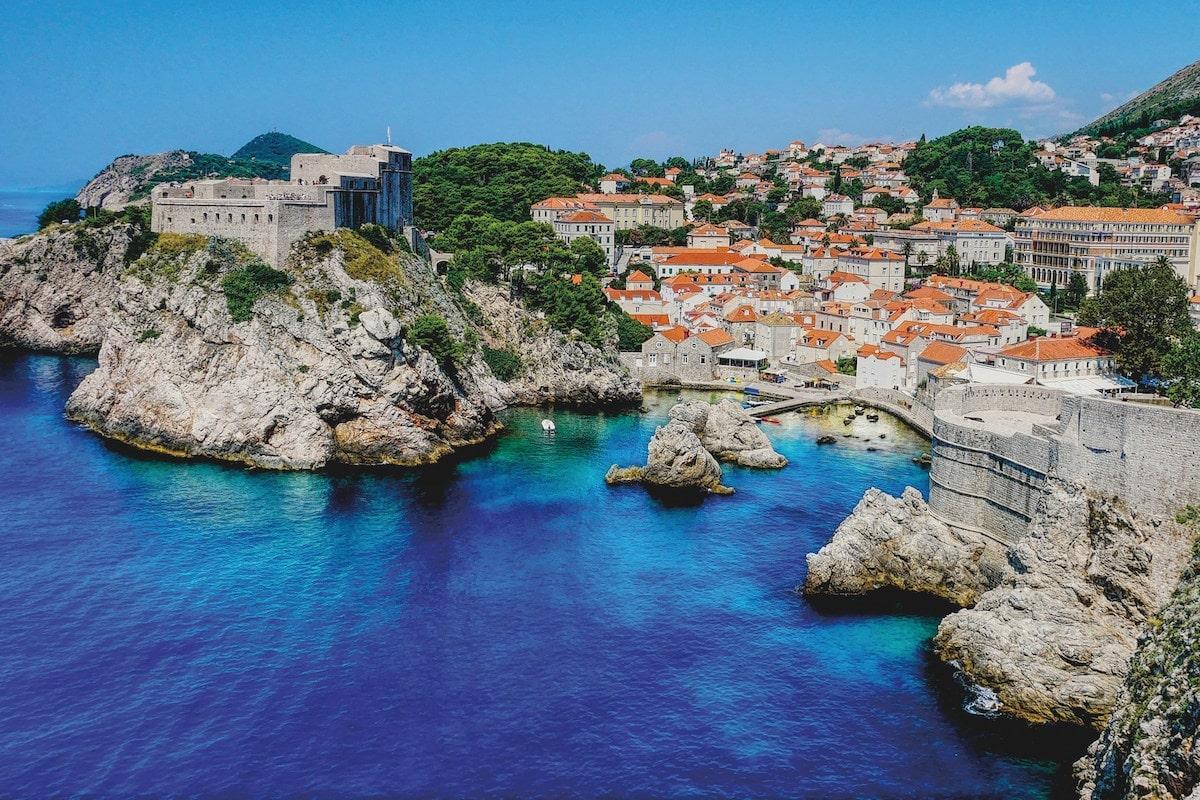 European Destination Wedding Locations Croatia
