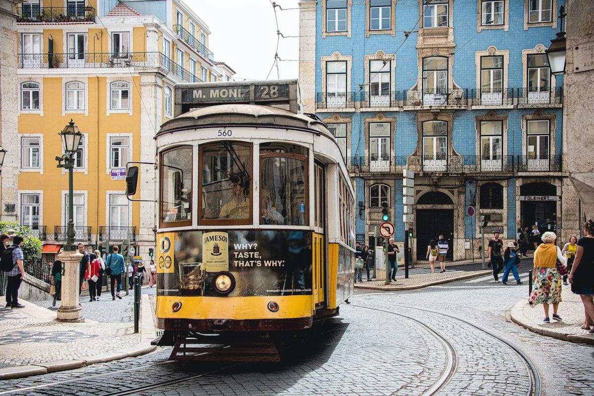 European Destination Wedding Locations Lisbon
