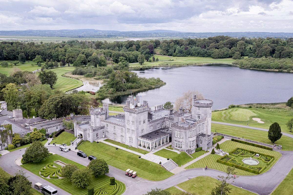 Castles in Ireland for a Wedding - Dromoland Castle, Co. Clare