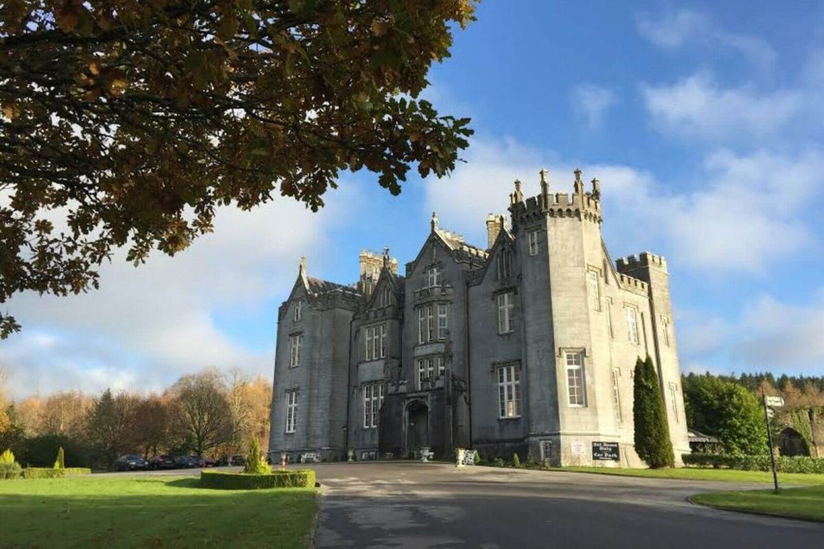Castles in Ireland for a Wedding - Kinnitty Castle, Co. Offaly