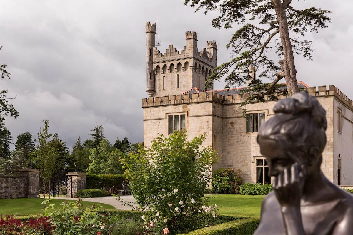 Castles in Ireland for a Wedding - Lough Eske Castle, Co. Donegal