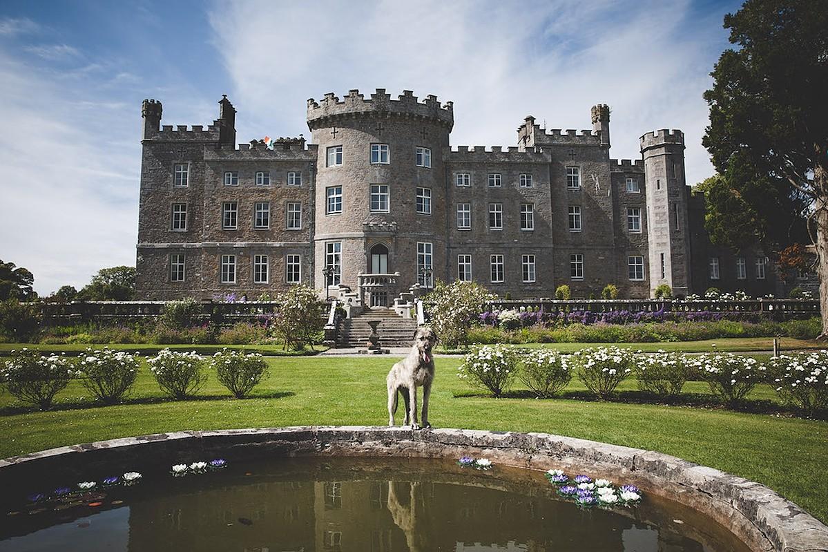 Castles in Ireland for a Wedding - Markree Castle, Co. Sligo